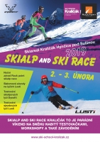 Skialp and ski race 2019