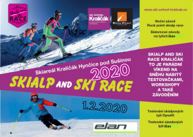 Skialp and ski race 2020